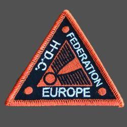 Federation Badge 70mm Thumbnail