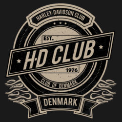 HD Club Denmark - Nr 1 Design